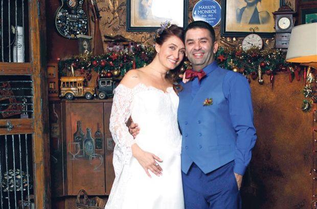 Ceyda Düvenci ile Bülent Şakrak evlendi