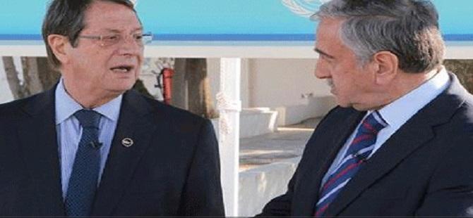 BM DAVOS'TA KIBRIS ZİRVESİ PLANLIYOR