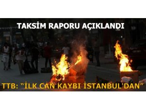 """TTB: """"GÖSTERİLERDE İLK CAN KAYBI İSTANBUL'DA YAŞANDI"""""""
