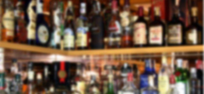İZİNSİZ ALKOLLÜ İÇKİ VE TÜTÜN SATIŞI