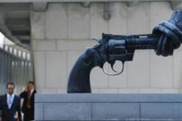 BM ULUSLARARASI SİLAH TİCARETİ ANLAŞMASINI 67 ÜLKE İMZALADI
