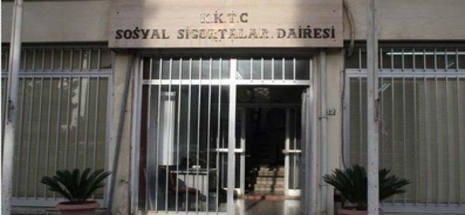 SOSYAL SİGORTALAR'IN YOKLAMALARI BAŞLADI