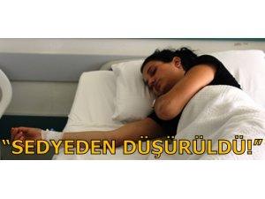 """""""SEDYEDEN DÜŞÜRÜLDÜ!"""""""