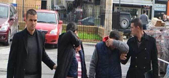DEPODAKİ MALLAR POLİS İLE SAYILIYOR!