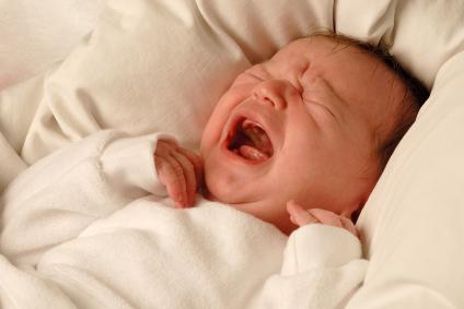 Bebeğin ağlaması hayatlarını kurtardı