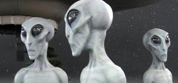 Uzaylıları göremiyoruz, çünkü..