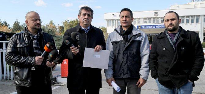 ERCAN KONUSUNDA POLİS ŞİKAYET...