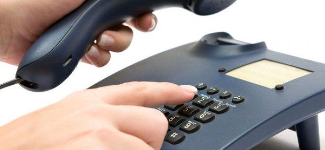 TELEFON BORÇLARI İÇİN UYARI