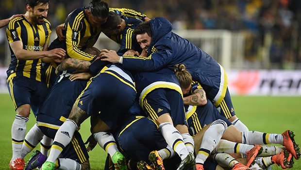 UEFA'DAN FENERBAHÇE'YE BÜYÜK SERVET!
