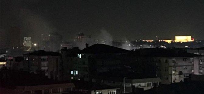 ANKARADA'Kİ PATLAMADA FLAŞ İDDİA