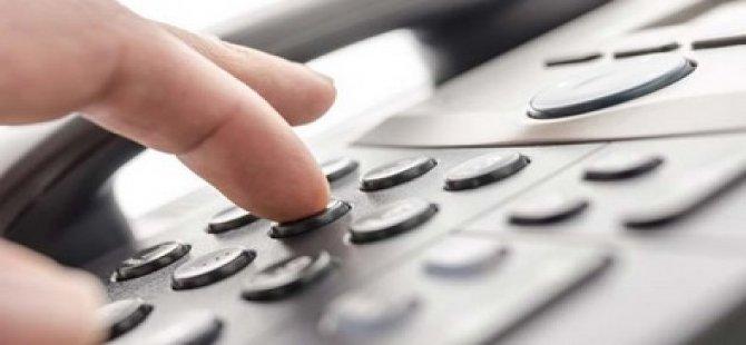 HAFTA SONU  TELEFONLAR ÇALIŞMAYACAK