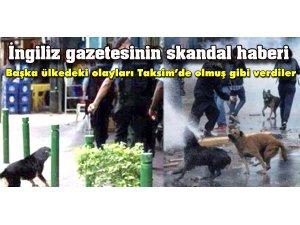 İNGİLİZ GAZETESİNİN SKANDAL HABERİ!