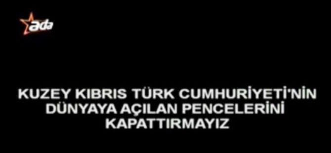ADA TV'DE ŞOK EYLEM!