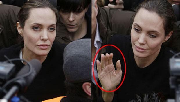 Angelina Ölüyor!