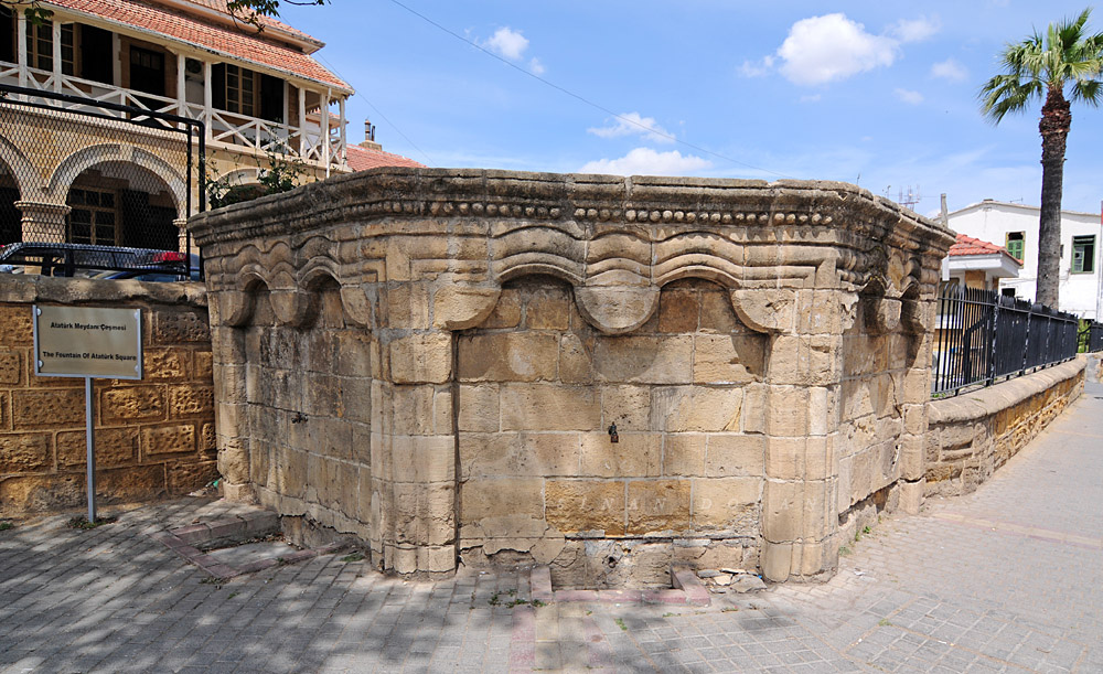''LEFKOŞA ÇEŞMELERİ TURİZME KAZANDIRILMALI''