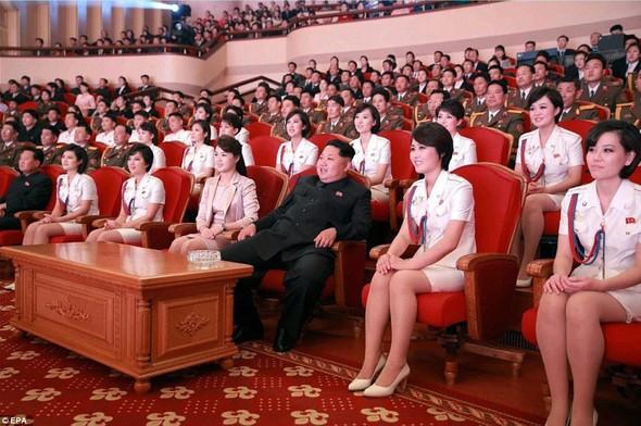 Kim'in sapık dünyası...