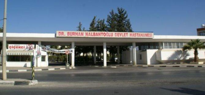"""HASTANE BİNASI İVEDİLİKLE TADİL EDİLMELİ"""