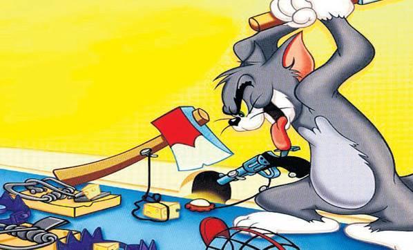 Suçlu bulundu: Tom ve Jerry!