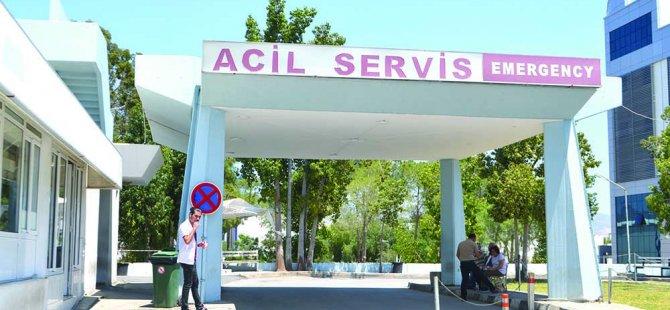 """""""ACİLE"""" ACİL MÜDAHALE!"""