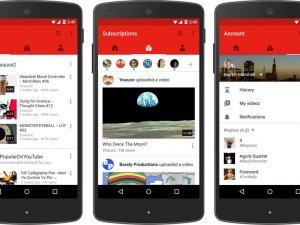 Youtube mobil uygulamasına gelen inanılmaz özellik!