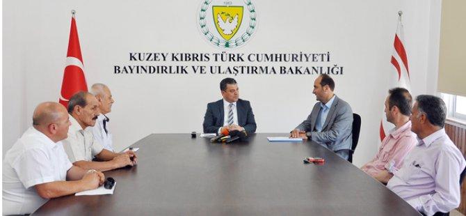 """""""KAÇAK TAŞIMACILIĞIN ÖNÜNE GEÇECEĞİZ"""""""