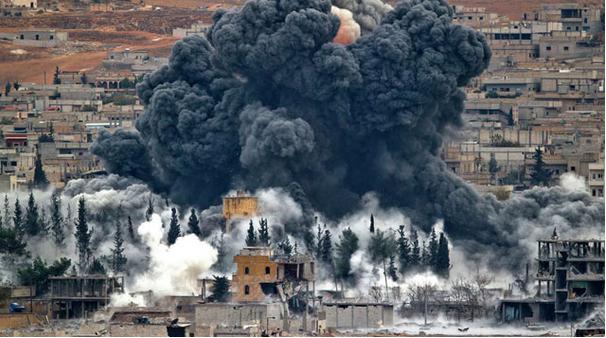 TARİHİN EN BÜYÜK BOMBARDIMANI! 46 SAATTE 165 FÜZE...