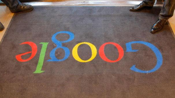 Google şok polis baskını!