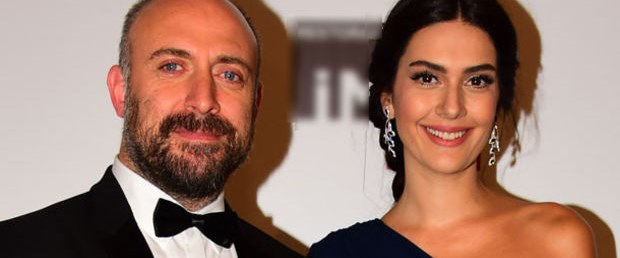 Halit Ergenç'ten Bergüzar Korel sitemi!