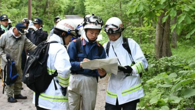 JAPONYA'DA, AİLESİNİN 'CEZA OLSUN DİYE' ORMANA BIRAKTIĞI ÇOCUK ARANIYOR