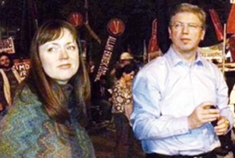 Füle Gezi Parkı'ndan tweet attı: Diyalog fırsatı kaçtı