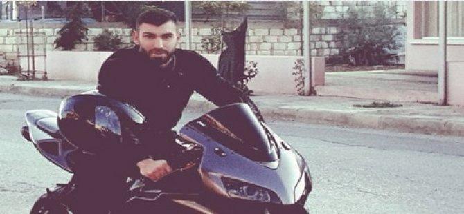 SERHATKÖY'DE ÖLÜMLÜ MOTOR KAZASI