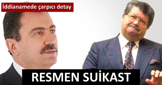RESMEN SUİKAST