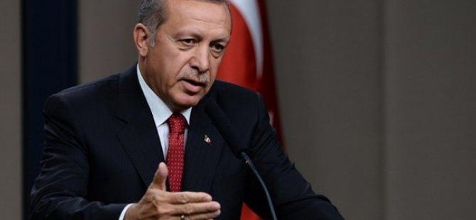 Cumhurbaşkanı Erdoğan Atatürk Havalimanı'na gidiyor