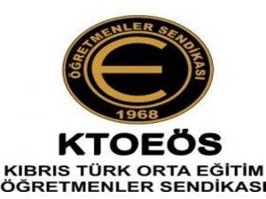 """KTOEÖS'TEN """"TAKSİM DİRENİŞİNE"""" DESTEK"""