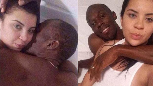 Olimpiyatlar sırasında çekilen bu fotoğraflar Bolt'un başını yakacak!