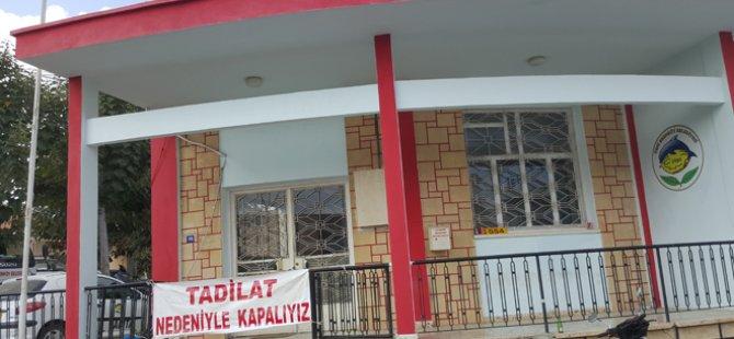 YENİERENKÖY BELEDİYESİ'NDE GERGİN TOPLANTI
