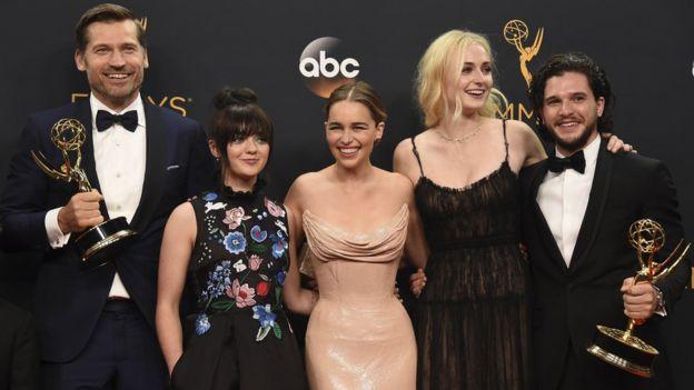 Game of Thrones, Emmy Ödülleri'nde rekor kırdı