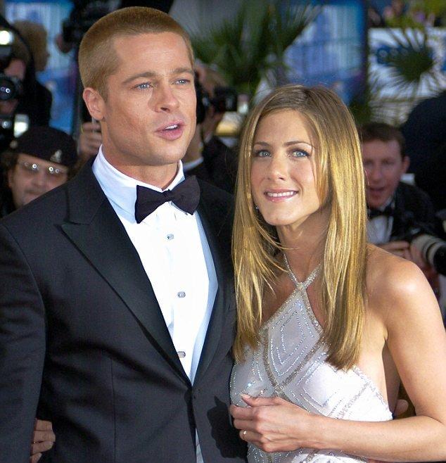 Angelina Jolie ile Brad Pitt boşanmasına eski eş Jennifer Aniston'dan ilk tepki