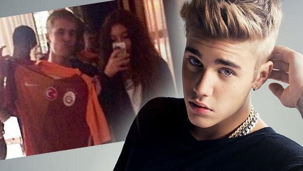 Justin Bieber Galatasaray Taraftarı Çıktı!