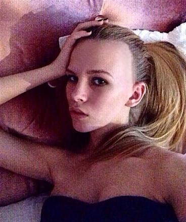Rus güzellik kraliçesi..