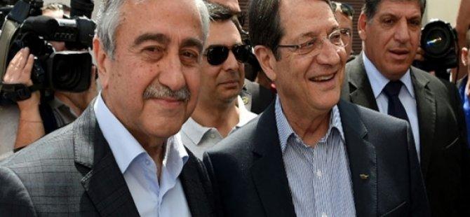 KIBRIS MÜZAKERELERİ BUGÜN DEVAM EDİYOR..