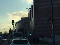 CAPİTOL AVM'DE YANGIN!
