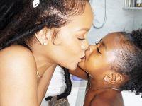 Rihanna'nın yeğen sevgisi