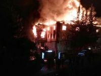 Aladağ'daki yangında sadece bir aile şikayetçi oldu