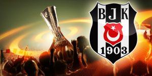 BEŞİKTAŞ'IN UEFA AVRUPA LİGİ'NDEKİ RAKİBİ BELLİ OLDU