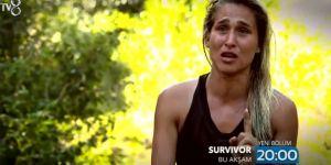 Survivor Sema'ya: Kötü patladı!