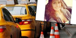 Genç kız taksiciye tecavüz etti!