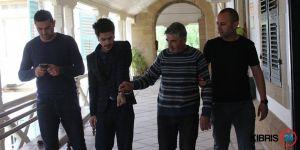 POLİS ŞEBEKE İHTİMALİNİ ARAŞTIRIYOR