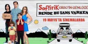 SAFTİRİK GREG'İN GÜNLÜĞÜ:BENDE BU ŞANS VARKEN