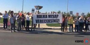 """""""HALKA HESAP VERECEKSİNİZ!"""""""